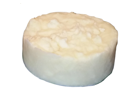 Shave soap puck