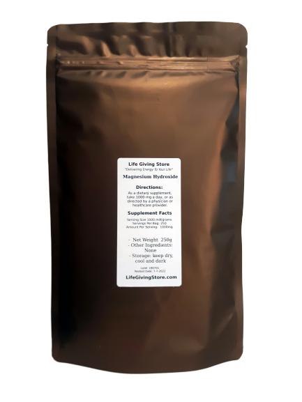 Magnesium Hydroxide Powder USP Grade