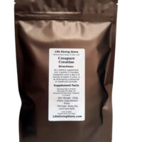 Creapure Creatine Monohydrate