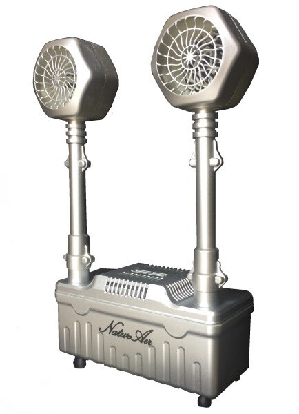 Naturair Twin Air Ionizer